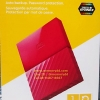 "WD My Passport Ultra 2017 1TB 2.5"" (Red) USB3.0 (WDBYNN0010BRD-WESN)"