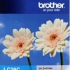 BROTHER INK CARTRIDGE LC-39C สีฟ้า