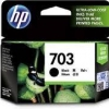HP 703 INK BLACK (แท้) CD887AA