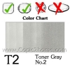 T2 - Toner Gray No.2