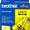 BROTHER INK CARTRIDGE LC-57Y สีเหลือง