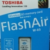Toshiba Flash Air 32GB SD Wireless W-03