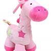 ชมพู Giraffe just one year by carter's มีเสียงพลง มีคลิปวีดีโอให้ดูค่ะ ไว้สำหรับกล่อมน้องได้ค่ะ ถือว่าตัวใหญ่สำหรับทารก เอาไว้ให้น้องกอดก็ได้ค่ะ