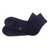 ถุงเท้าเบาหวาน ถุงเท้าผู้สูงอายุ หรือผู้ที่ทำงานหนัก ต้องการสวมใส่ให้สบาย ปกป้องเท้า รุ่นมาตรฐาน สีกรมท่า ราคาพิเศษ
