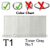 T1 - Toner Gray No.1
