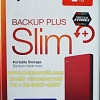 "Seagate Backup Plus Slim 2TB 2.5"" Red USB3.0 (STDR2000303)"