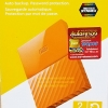 "WD New Passport Ultra 2017 2TB 2.5"" (Orange) USB3.0 (WDBYFT0020BOR-WESN)"