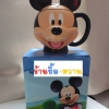 แก้วน้ำลิขสิทธิ์ Mickey Minnie ขึ้นรูปสามมิติ เห็นแล้วรักเลย (ไม่ต้องบินไปไกลถึงสวนสนุกดีสนีย์แลนด์) ลิขสิทธิ์แท้ นำเข้าจากต่างประเทศ
