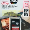 Sandisk SD Ultra 32GB 48MB/s (SIS/Synnex)
