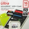 Sandisk MicroSD Ultra 16GB 80MB/s No Adapter ประกันศูนย์ 7ปี