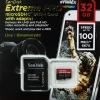 MicroSD Sandisk ExtremePro 32GB 100MB/s ประกันศูนย์ Lifetime