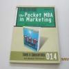 The Pocket MBA in Marketing Strategic Level Event & Sponsorship ผศ.ธีรพันธ์ โล่ห์ทองคำ เขียน***สินค้าหมด***