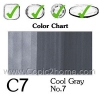 C7 - Cool Gray No.7