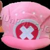 หมวก โทนี่ โทนี่ ช๊อปเปอร์ (ใหม่) สีชมพูอ่อน