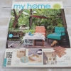 my home ฉบับที่ 1 ฉบับปฐมฤกษ์ มิถุนายน 2553 Small Space, big ideas 6 ไอเดียเจ๋งในพื้นที่จิ๋็ว***สินค้าหมด***