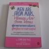 ผู้ชายมาจากดาวอังคาร ผู้หญิงมาจากดาวศุกร์ (Men are from Mars Women are from Venus) พิมพ์ครั้งที่ 18 John Gray, Ph.D. เขียน สงกรานต์ จิตสุทธิภากร เรียบเรียง***สินค้าหมด***