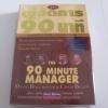 คู่มือผู้จัดการ 90 นาที (The 90 Minute Manager) David Bolchover & Chris Brady เขียน สุริยา ศศิน แปลและเรียบเรียง***สินค้าหมด***