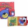 หนังสือฝึกทักษะในชีวิตประจำวันให้กับเด็ก My First Baby Book ยี่ห้อ Softplay หัดรูดซิป ปิดเปิดแบบต่างๆ มีเสียงปิ๊ปๆ ด้วยค่ะ (เหมาะสำหรับ 6 เดือน - 3 ปีค่ะ) ตัดเย็บเองแพงกว่านี้แน่นอน