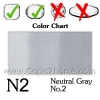 N2 - Neutral Gray No.2