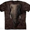 เสื้อยืด3Dสุดแนว(ELEPHANT FACE T-SHIRT)