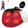 Baby Safety Backpack Harness, Ladybug2 in 1 กระเป๋าเป้เด็กใส่ของ + สายจูงเด็กกันเด็กหลง เต่าทอง