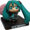 VOCALOID Vignetteum Cute Mini Figure: Miku Hatsune