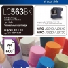 BROTHER INK CARTRIDGE LC-563BK สีดำ