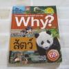 สานานุกรมความรู้วิทยาศาสตร์ ฉบับการ์ตูน Why ? สัตว์ พิมพ์ครั้งที่ 6 Lee, Kwang-Woong เขียน Grimsure ภาพ ชลธิชา โพธิ์ทอง แปล***สินค้าหมด***