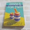 เธอ เขา เรา และผม (Dinner For Two) ไมค์ เกล เขียน ชัชวรุตม์ มุสิกไชย แปล