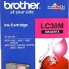BROTHER INK CARTRIDGE LC-38M สีแดง