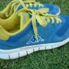 รองเท้าผ้าใบ มือสอง Kappa สีฟ้า Size 37.5