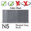N5 - Neutral Gray No.5