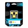 HP INK 02 YELLOW สีเหลือง