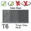 T6 - Toner Gray No.6