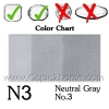 N3 - Neutral Gray No.3
