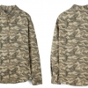 Pre order Camouflage Denim shirt