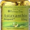 Puritan's Pride - Astaxanthin 10 mg 60 Softgels