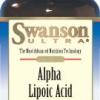 Swanson Ultra Alpha Lipoic Acid 300 mg 120 Capsules