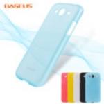 Case Samsung Galaxy Mega 5.8 - i9150 Baseus Silker Case (Hard Case) ผิวเนียนนุ่ม สีสด แถมฟรี!! ฟิลม์กันรอย + สไตตัส