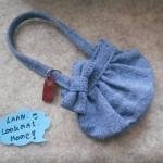 JUNE59.LMMiniB1 : กระเป๋าเป้จิ๋ว ตามภาพค่ะ
