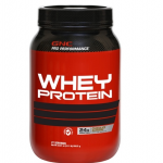 GNC Pro PerformanceWhey Protein - vanila 2.11 lb 27 servings