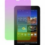 ฟิล์มกันรอยหน้าจอชนิดใส Samsung Galaxy Tab 7.7 [P6800]