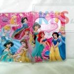 ปกPassport ลายการ์ตูน Princess 4