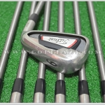 TITLEIST 714 AP1 6-PW,W1,W2 IRON SET STEEL FIBER FLEX R