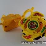 "Beyblade Dranzer V ""Yellow Thunder Phoenix Version"
