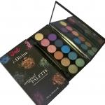 เครื่องสำอาง Sleek Makeup I-Divine Eyeshadow Palettes สี ORIGINAL โทนสีหลายหลาก ผสมแต่ละเฉดสีให้เป็นสีใหม่ได้ง่าย