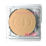 เครื่องสำอาง Capture Totale Radiance Restoring Line Smoothing Compact Powder Foundation SPF 20 PA+++ 10g # No.010 (Demo -เท่าไซด์ขายจริง)