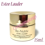 ESTEE LAUDER Re-Nutriv Ultimate Lift Regenerating Youth Creme 15 ml. ครีมบำรุงผิวทรงพลัง