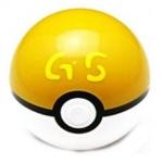 โปเกบอล GS BALL + โปเกมอนจิ๋ว(สุ่ม) 1 ตัว [GS BALL POKEBALL]