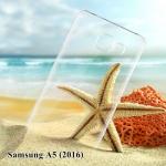 เคสแข็งสีใส Samsung A5 (2016) ยี่ห้อ IMAK Air Crystal II